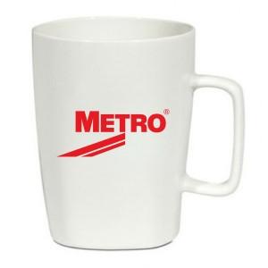 11 Oz. Square Coffee Mug