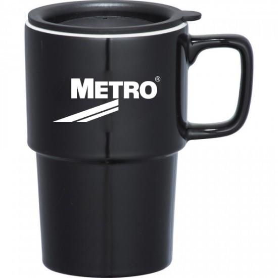 Contra 17-oz. Ceramic Mug
