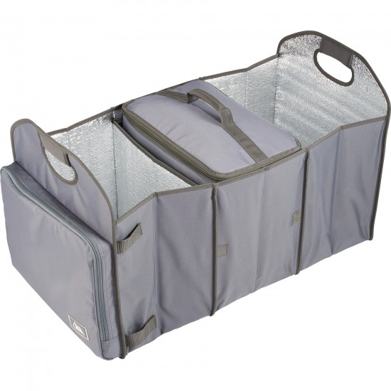 Arctic Zone® Trunk Organizer with 40 Can Cooler