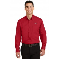 Port Authority SuperPro Twill Shirt