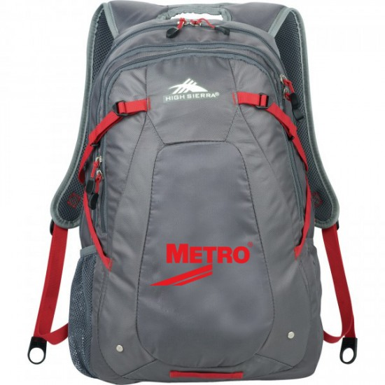 "High Sierra® Fallout 17"" Laptop Backpack"