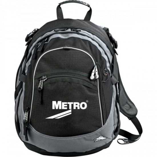 High Sierra® Large Main Compartment Backpack