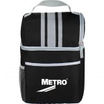 Double Compartment Lunch Bucket Cooler
