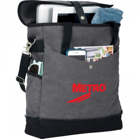 """Field & Co.® Hudson 14"""" Computer Tote"""