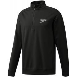 Adidas Classic Club 1/4 Zip (Black-CF7655)