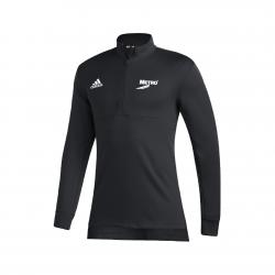 Adidas Men's Team Issue Quarter-Zip - Black